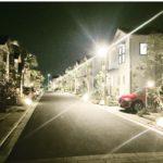 新浦安アイルズの夜景