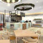 新浦安メルセデスベンツのカフェ「ラウメリア」の運営方針