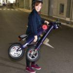 画期的な電動バイク