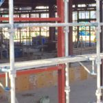 3/2 新浦安大和ハウス商業施設の工事進捗