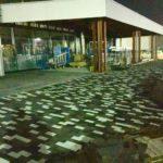 3/7 ついに舗装が始まったマリナガーデン新浦安