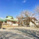 地域の歴史を刻む神社