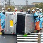 新浦安地区の信号未設置交差点へのまったく新しい浦安市単独で出来る対応策があった!