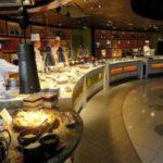 舞浜ヒルトン東京ベイのフォレストガーデンでディナーブッフェ