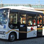 4/8よりおさんぽバス「じゅんかい線」が新町を中心に運行開始です!