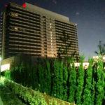 完成間近の東京ベイ東急ホテル