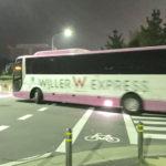 新浦安から富山・金沢への夜行バスが開設されました!