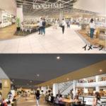 スターツショッピングセンターの外観工事が始まりました!