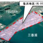 凄い!浦安のすぐ隣で新たな大規模商業地区が建設中です!