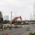 マリナガーデン新浦安にて新店舗の建設が始まりました!