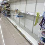 ペーパー類の購入はもう心配さそうです。